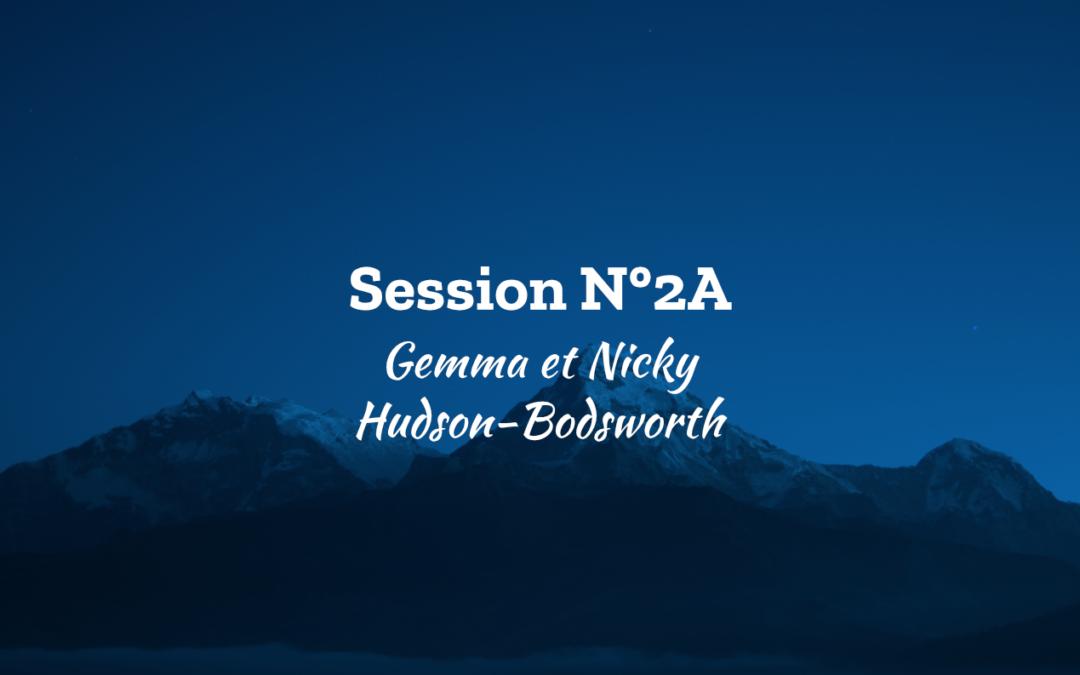 Ascension 2018 Session N°2A – Une nouvelle dynamique de jeunesse – Gemma & Nicky Hudson-Bodsworth